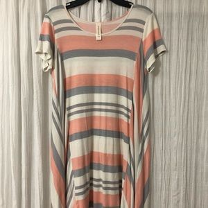 peppermint dress size small